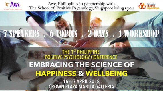 1st Philippine Positive Psychology Conference