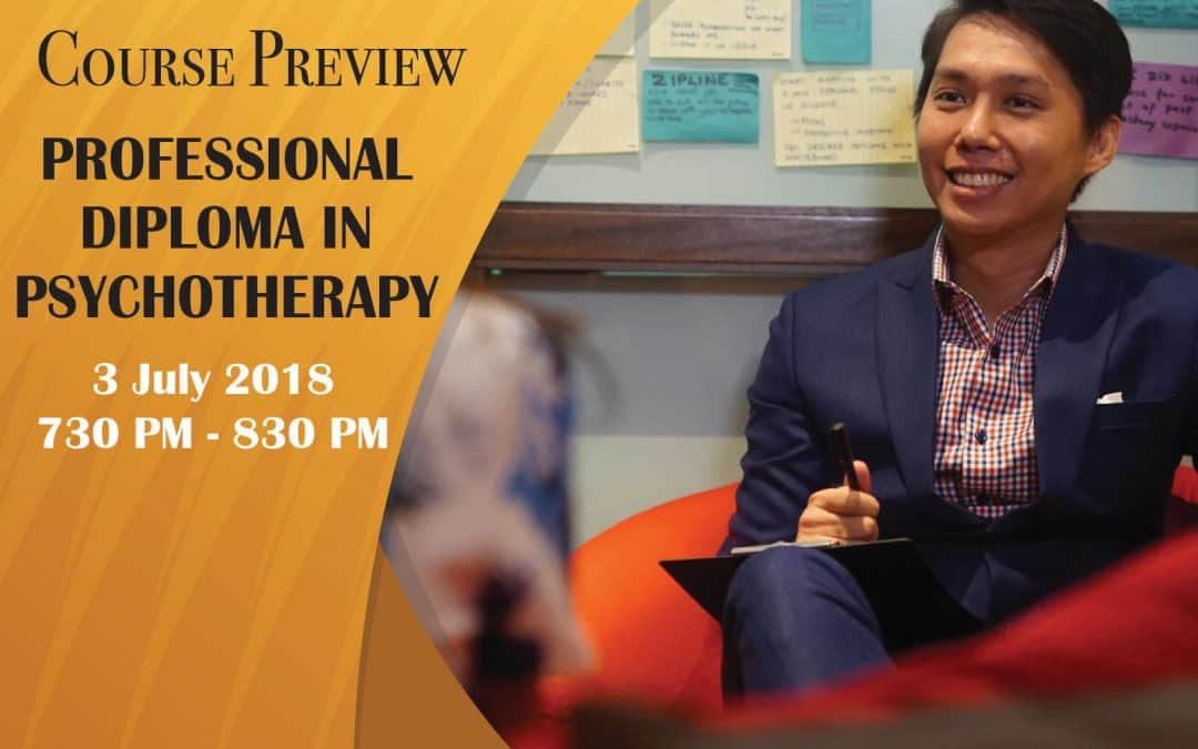 Professional Diploma in Psychotherapy Course Preview