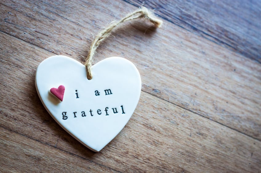 Gratitude: A Building Block for the Culture of Appreciation