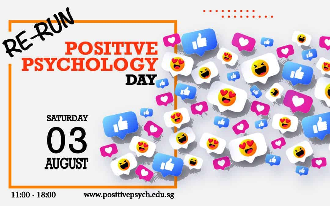Re-Run Positive Psychology Day 2019