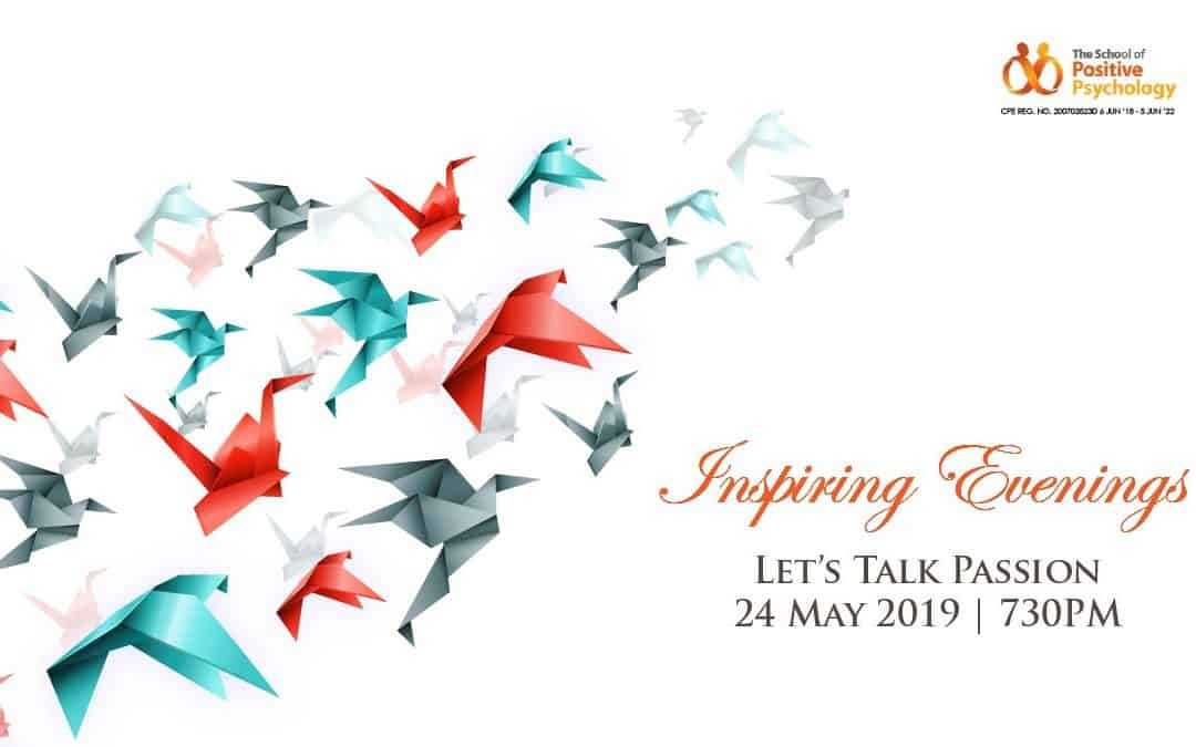 Inspiring Evenings – Let's Talk Passion
