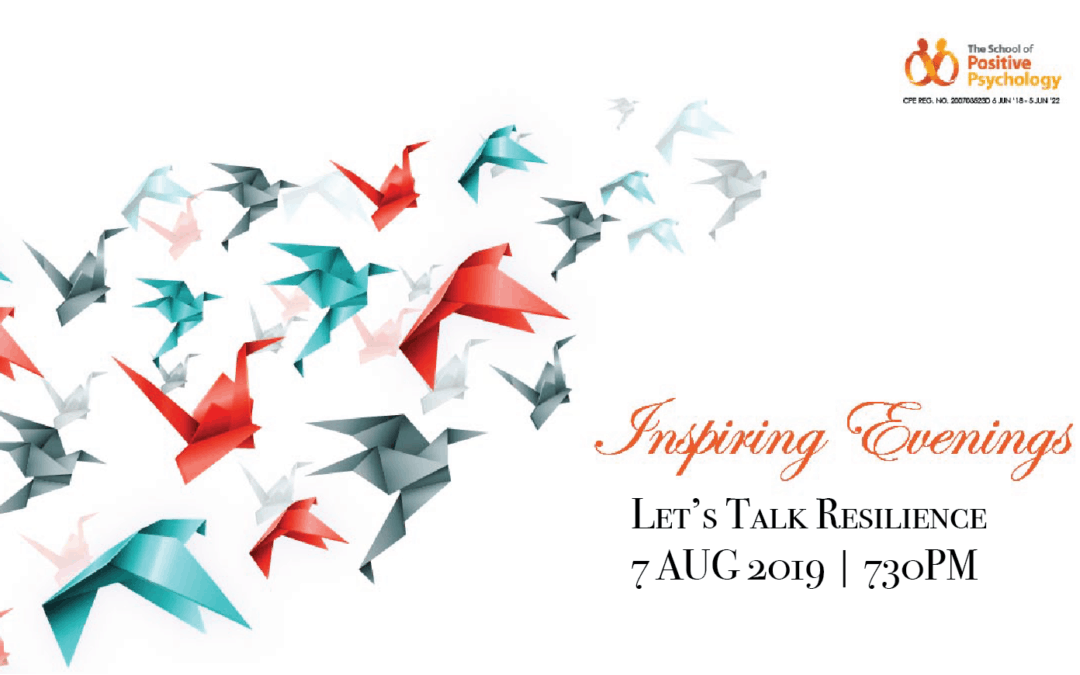 Inspiring Evenings – Let's Talk Resilience