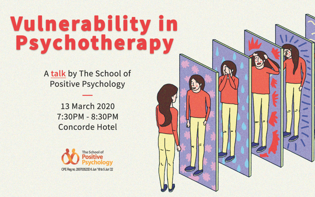 TALK – VULNERABILITY IN PSYCHOTHERAPY