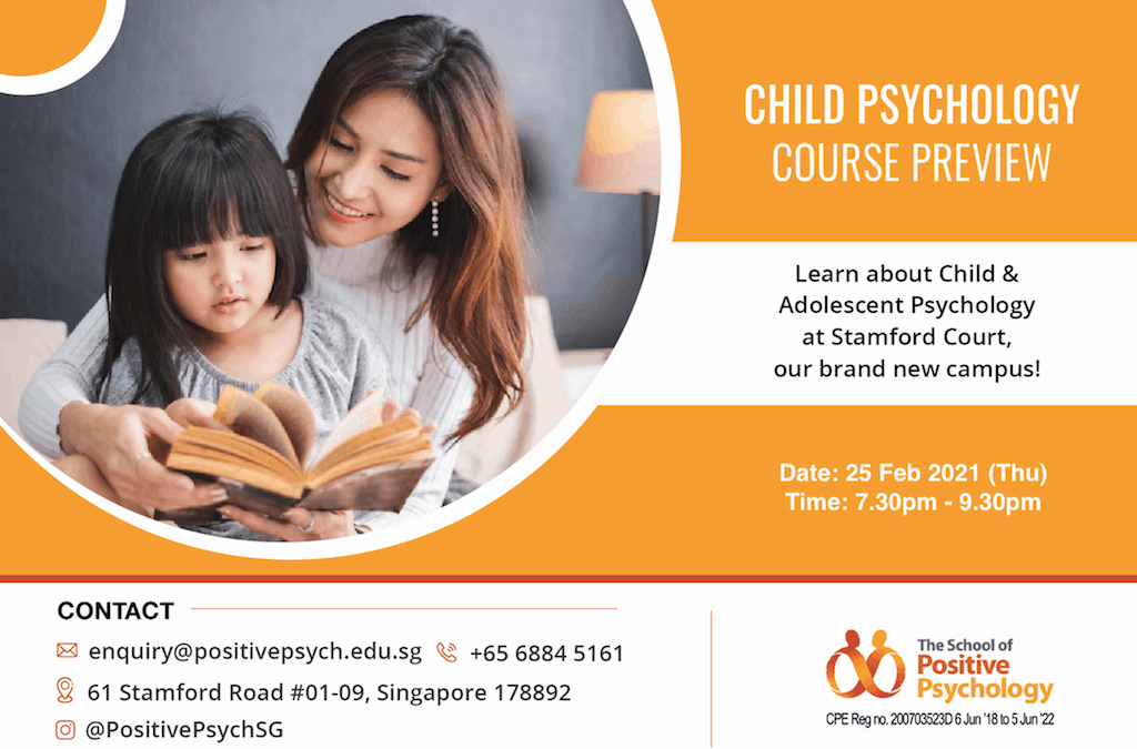 Child Psychology Course Preview