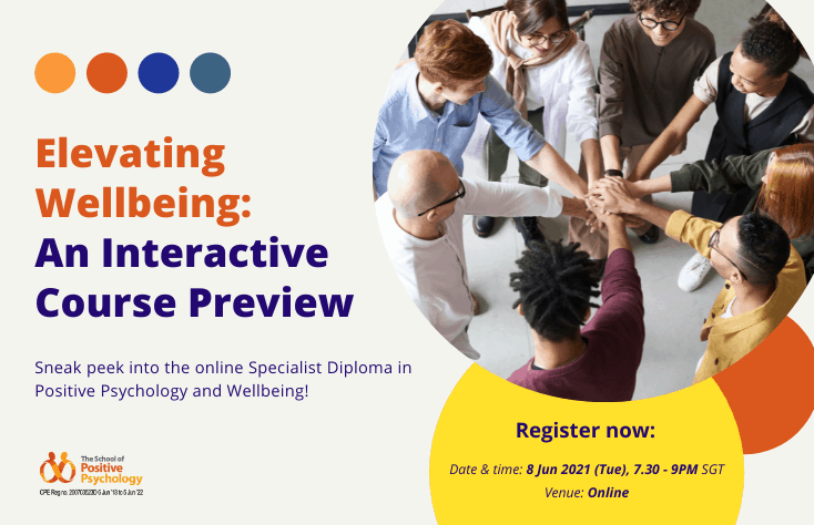 Elevating Wellbeing: An Interactive Course Preview
